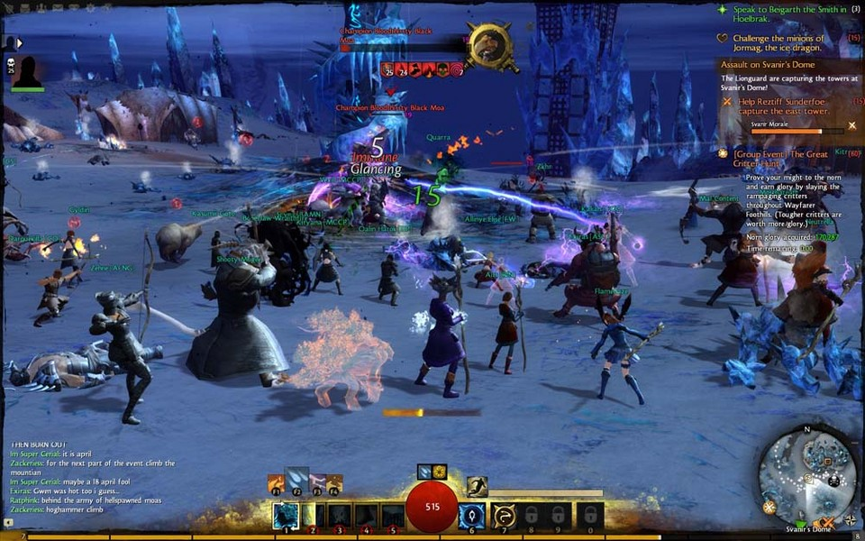 Guild wars 2 free